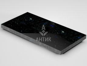 Плитка из Добрынского лабрадорита 600x300x30 полированная фото