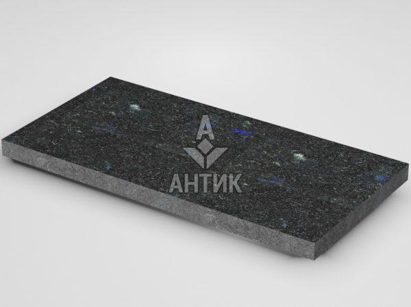 Плитка из Добрынского лабрадорита 600x300x30 термообработанная фото