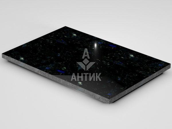 Плитка из Добрынского лабрадорита 600x400x20 полированная фото