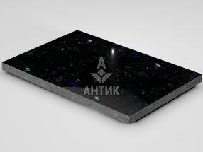 Плитка из Добрынского лабрадорита 600x400x30 полированная фото