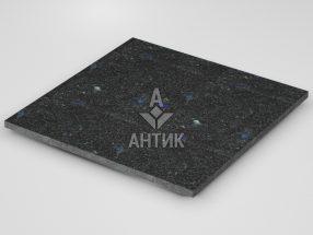 Плитка из Добрынского лабрадорита 600x600x20 термообработанная фото