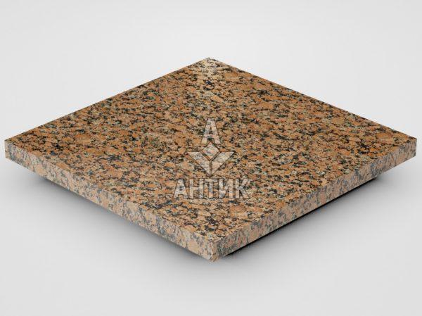 Плитка из Емельяновского гранита 300x300x20 полированная фото