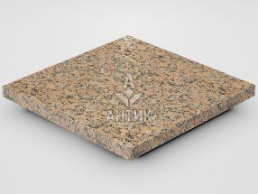 Плитка из Емельяновского гранита 300x300x20 термообработанная фото