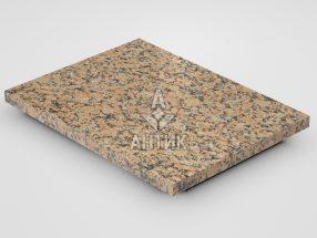 Плитка из Емельяновского гранита 400x300x20 термообработанная фото