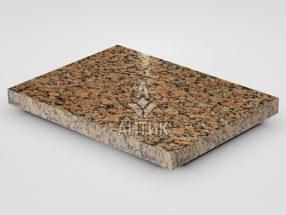 Плитка из Емельяновского гранита 400x300x30 полированная фото