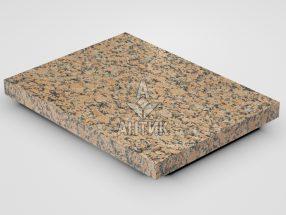 Плитка из Емельяновского гранита 400x300x30 термообработанная фото