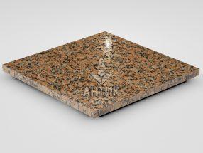 Плитка из Емельяновского гранита 400x400x20 полированная фото