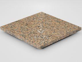 Плитка из Емельяновского гранита 400x400x20 термообработанная фото