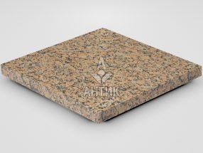 Плитка из Емельяновского гранита 400x400x30 термообработанная фото