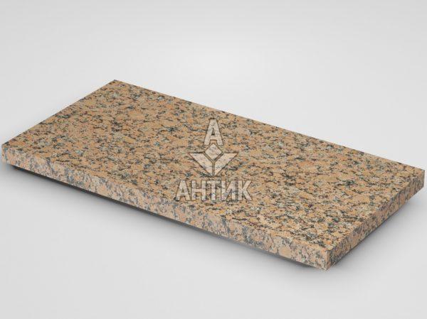 Плитка из Емельяновского гранита 600x300x30 термообработанная фото