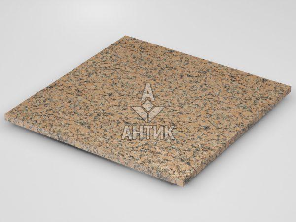 Плитка из Емельяновского гранита 600x600x20 термообработанная фото