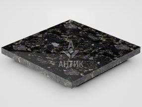 Плитка из Головинского лабрадорита 300x300x20 полированная фото
