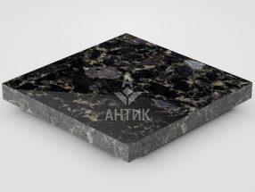 Плитка из Головинского лабрадорита 300x300x30 полированная фото