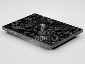 Плитка из Головинского лабрадорита 400x300x20 полированная фото