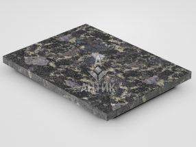Плитка из Головинского лабрадорита 400x300x20 термообработанная фото