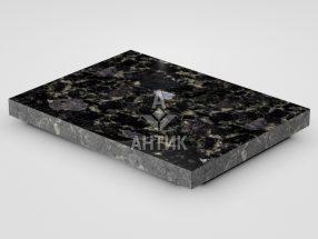 Плитка из Головинского лабрадорита 400x300x30 полированная фото