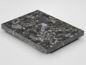 Плитка из Головинского лабрадорита 400x300x30 термообработанная фото