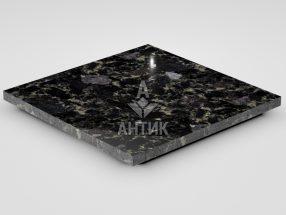 Плитка из Головинского лабрадорита 400x400x20 полированная фото
