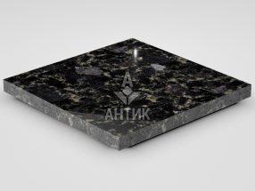 Плитка из Головинского лабрадорита 400x400x30 полированная фото