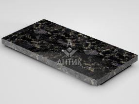 Плитка из Головинского лабрадорита 600x300x30 полированная фото
