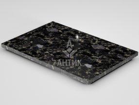 Плитка из Головинского лабрадорита 600x400x20 полированная фото