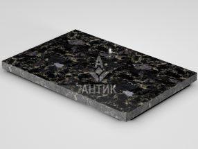 Плитка из Головинского лабрадорита 600x400x30 полированная фото