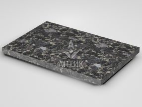 Плитка из Головинского лабрадорита 600x400x30 термообработанная фото