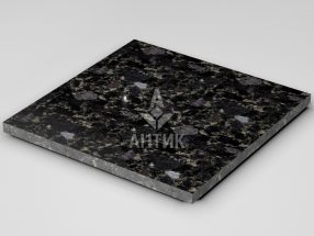 Плитка из Головинского лабрадорита 600x600x30 полированная фото