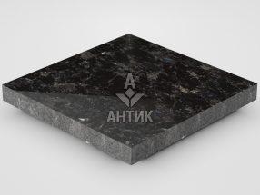 Плитка из Горбулевского лабрадорита 300x300x30 полированная фото