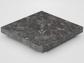 Плитка из Горбулевского лабрадорита 300x300x30 термообработанная фото