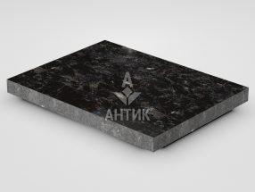 Плитка из Горбулевского лабрадорита 400x300x30 полированная фото