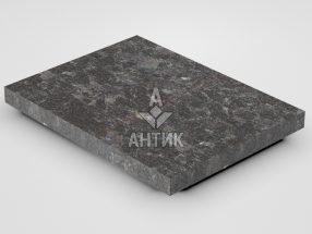Плитка из Горбулевского лабрадорита 400x300x30 термообработанная фото