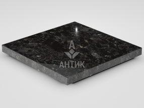 Плитка из Горбулевского лабрадорита 400x400x30 полированная фото