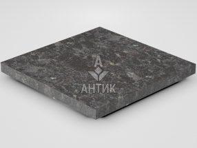 Плитка из Горбулевского лабрадорита 400x400x30 термообработанная фото