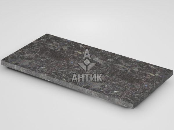Плитка из Горбулевского лабрадорита 600x300x20 термообработанная фото
