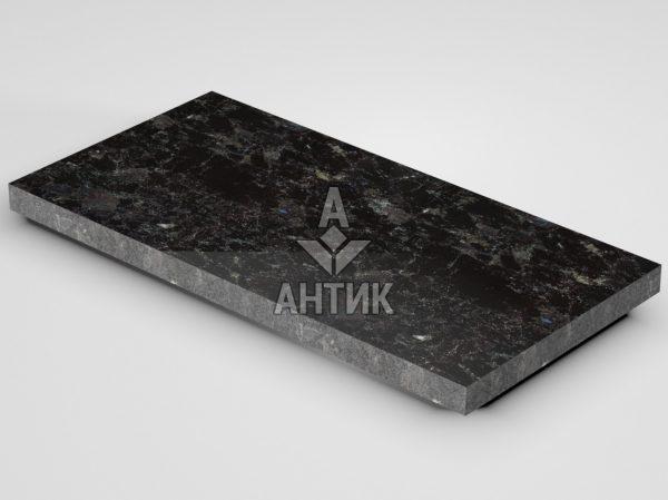 Плитка из Горбулевского лабрадорита 600x300x30 полированная фото