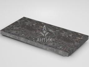 Плитка из Горбулевского лабрадорита 600x300x30 термообработанная фото