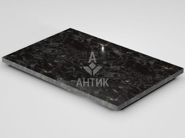 Плитка из Горбулевского лабрадорита 600x400x20 полированная фото