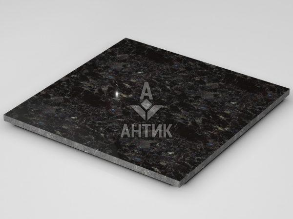 Плитка из Горбулевского лабрадорита 600x600x20 полированная фото