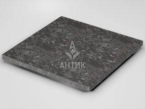 Плитка из Горбулевского лабрадорита 600x600x30 термообработанная фото