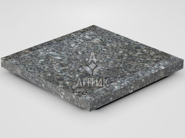 Плитка из Каменная Печь лабрадорита 400x400x30 термообработанная фото