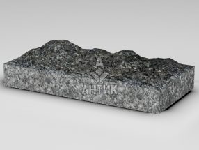 Плитка из Каменная Печь лабрадорита 600x300x80 колотая фото