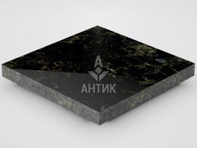 Плитка из Каменнобродского лабрадорита 300x300x30 полированная фото