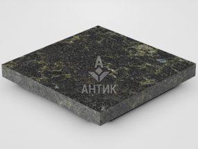 Плитка из Каменнобродского лабрадорита 300x300x30 термообработанная фото