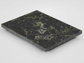 Плитка из Каменнобродского лабрадорита 400x300x20 термообработанная фото