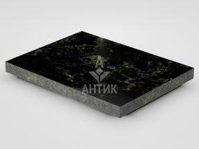 Плитка из Каменнобродского лабрадорита 400x300x30 полированная фото