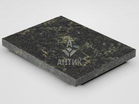 Плитка из Каменнобродского лабрадорита 400x300x30 термообработанная фото