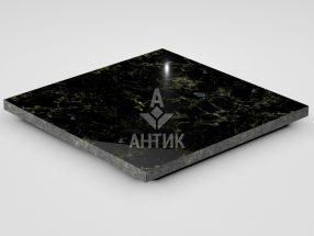 Плитка из Каменнобродского лабрадорита 400x400x20 полированная фото