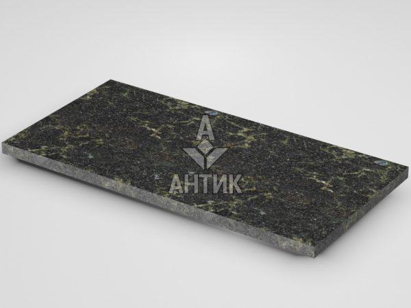 Плитка из Каменнобродского лабрадорита 600x300x20 термообработанная фото