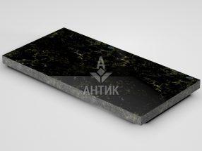 Плитка из Каменнобродского лабрадорита 600x300x30 полированная фото